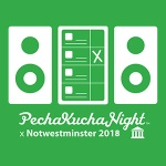 Notwestminster PechaKucha Night