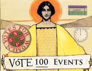 Vote 100 events