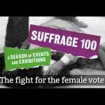 Suffrage 100