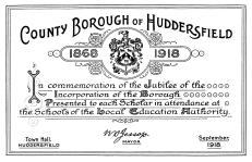 Borough of Huddersfield