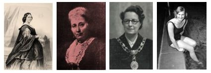 Extraordinary women of Huddersfield